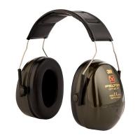 3M Peltor Optime II gehoorkap 31 dB zwart