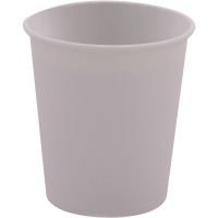 Koffiebeker uit karton wit 15 cl - pak van 100