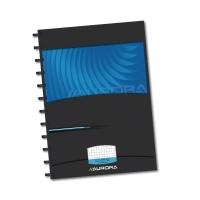 Adoc Mano presentatieschrift met showtassen en tabbladen A4 72 vellen 5x5 mm