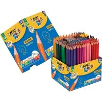 Bic Kids Evolution kleurpotloden assorti - klaspak van 288