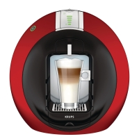 Dolce Gusto koffiemachine Circolo rood