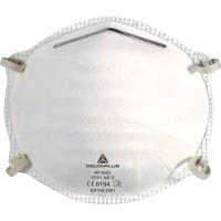 Delta Plus M1100C wegwerp mondmaskers FFP1 zonder ventiel - doos van 20