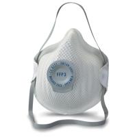 Moldex Classic 2555 stofmasker FFP3 met Ventex ventiel - pak van 20 stuks