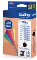 Brother LC-223BK inktcartridge zwart [550 pag]