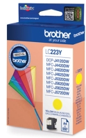 Brother LC-223Y inktcartridge geel [550 pag]