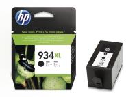 HP 934XL inkt cartridge zwart high capacity [1.000 pagina s]