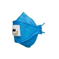 3M Aura 9422+ FFP2 mondmasker met ventiel blauw - pak van 10
