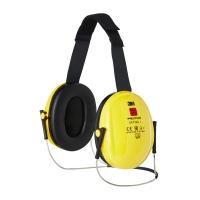 3M Peltor Optime I gehoorkap met nekband 27 dB geel