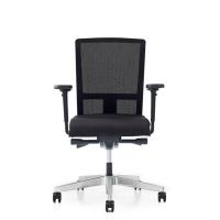 Prosedia Se7en Flex bureaustoel mesh synchroon contact wielen zachte ondergrond