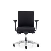 Prosedia Se7en Flex bureaustoel stof synchroon contact wielen harde ondergrond