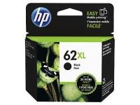 HP 62XL inktcartridge zwart high capacity [600 pagina s]