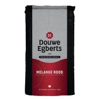 Douwe Egberts koffie Rood standaardmaling - pak van 1000 gram