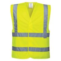 Portwest C470 hi-viz gilet geel - maat XXL/3XL