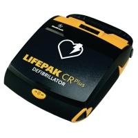Lifepak CR Plus AED defibrillator met Nederlandstalige interface
