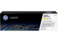 HP 201A laser cartridge geel [1.400 pagina s]