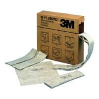 3M M-F2001 onderhouds absorptie doeken 12cmx15,2m - doos van 3