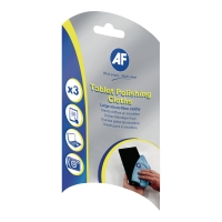 AF herbruikbare tablet poets & glans doekjes - pak van 3