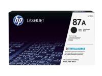 HP CF287A laser cartridge nr.87A zwart [9.000 pagina s]