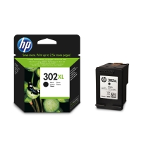 HP F6U68AE inkjet cartridge nr.302XL zwart Hoge Capaciteit [480 pagina s]