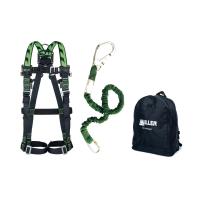 Miller H-Design Duraflex 2pts rapco Rugzak Kit