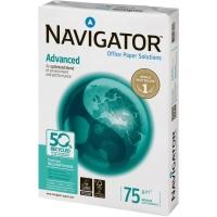 Navigator Advanced gerecycleerd papier A3 75g - 1 doos = 5 pakken van 500 vellen