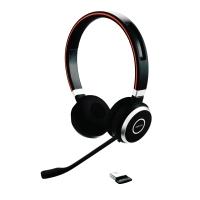 Jabra EVOLVE 65 UC Stereo USB headset