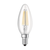 Parathom Retro Classic B LED lamp 4W/827 E14