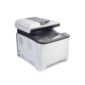 Simply Print It Starterkit Ricoh SPC252SF multifunctionele kleuren laserprinter