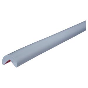 Knuffi hoekprofiel, type A, 1 meter, wit, per stuk
