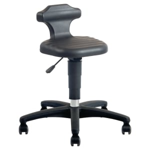 Interstühl 9408 industrial chair black
