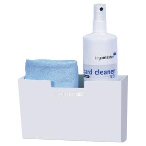 Legamaster magnetic whiteboard holder white
