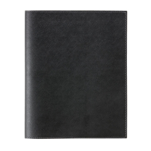 Brepols Timing 136 desk diary with Calpe cover black