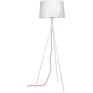 Eol Tropic staande ledlamp wit