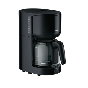 Braun Purease KF3120 coffee machine black