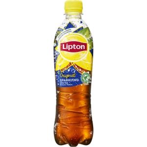 LIPTON ICE TEA ORIGINAL PETFLES 0,50 L - PAK VAN 24 FLESSEN
