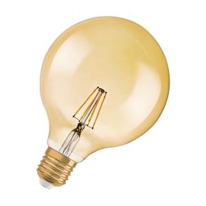 Vintage 1906 ledlamp Globe 7W E27