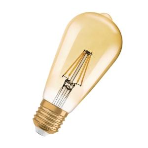 Vintage 1906 ledlamp Classic 6,5W E27