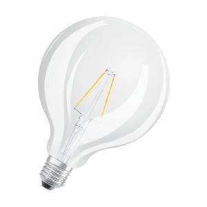 Ledlamp helder Parathom Retrofit CLASSIC Globe 2W E27
