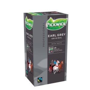 PICKWICK THEE EARL GREY FAIRTRADE - DOOS VAN 3X25