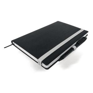 Smart notebook zwart