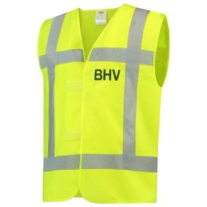 Tricorp V-RWS-BHV hi-viz gilet geel - maat XL/XXL