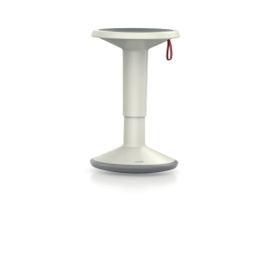 INTERSTUHL UP 100U ERGONOMIC STOOL SMART WHITE