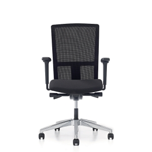 Prosedia Se7en Ergo bureaustoel met harde wielen