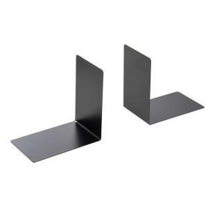 Alco boekensteun 13 x 14 cm zwart