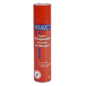 ROXASECT INSECT AND BUG SPRAY 400ML