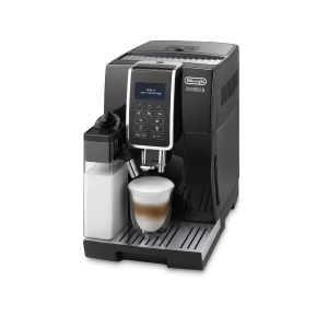 De Longhi Dinamica ECAM350.55.B espressomachine, zwart