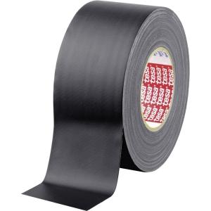 Tesa® plakband Extra Power zwart - 50 mm x 50 m