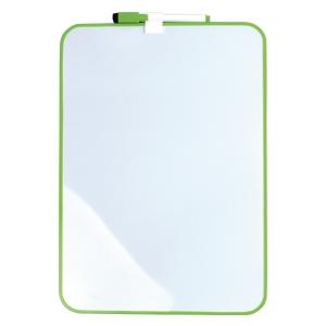 Desq magnetisch whiteboard + stift + wisser 24 x 34cm