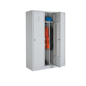 EOL INDUSTRIAL LOCKER  120CM GREY