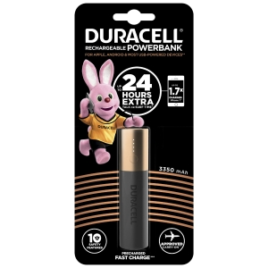 Duracell powerbank 3350 MAH
